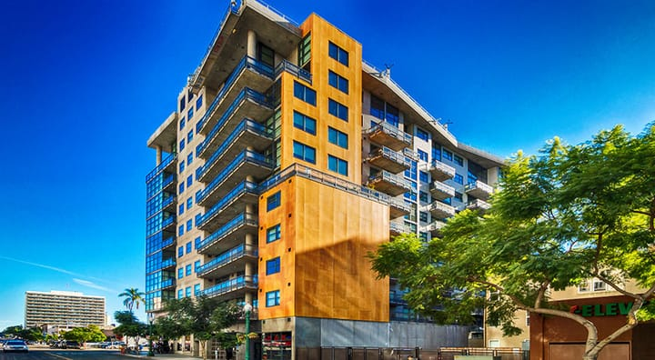 Aperture Condos For Sale In Little Italy San Diego