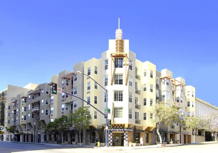 Portico Condos For Sale In Little Italy San Diego