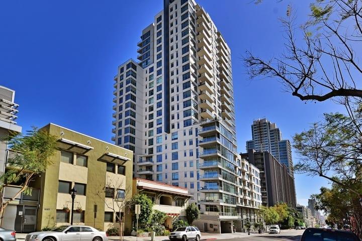 Aria Cortez Hill San Diego Condos For Sale