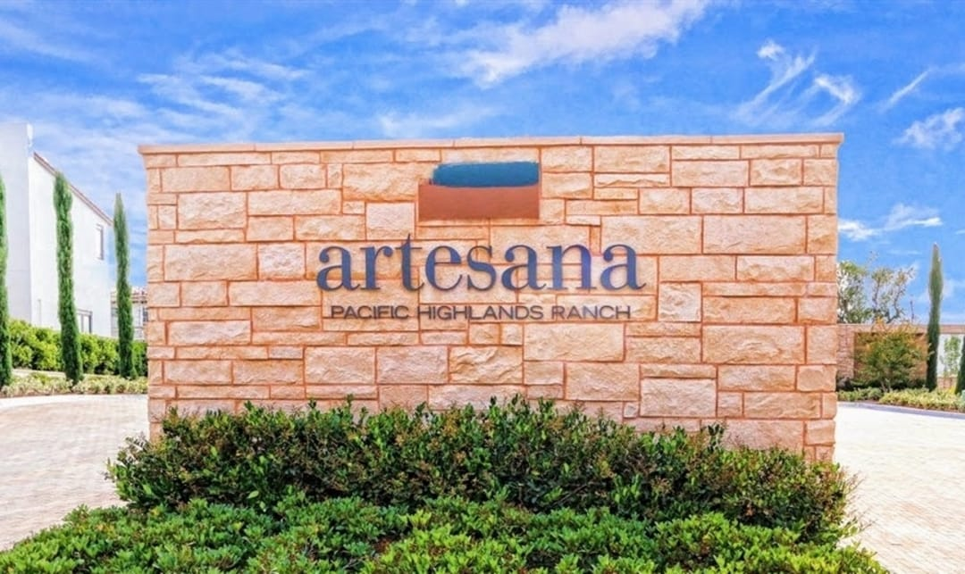 Pacific Highlands Ranch Homes For Sale Artesana