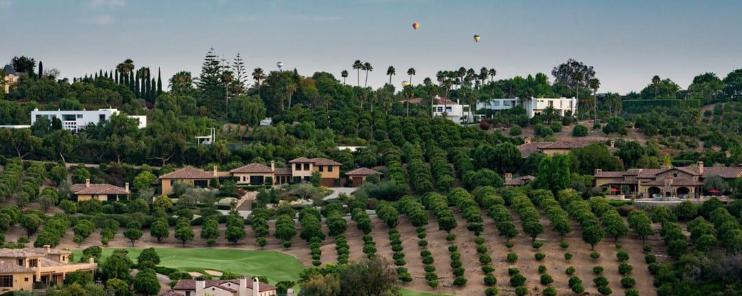 Rancho Santa Fe Homes For Sale Bridges