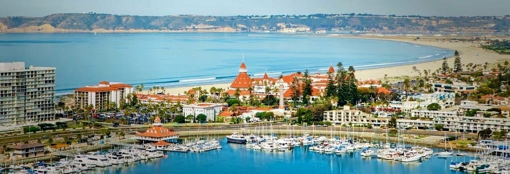 Coastal San Diego Coronado