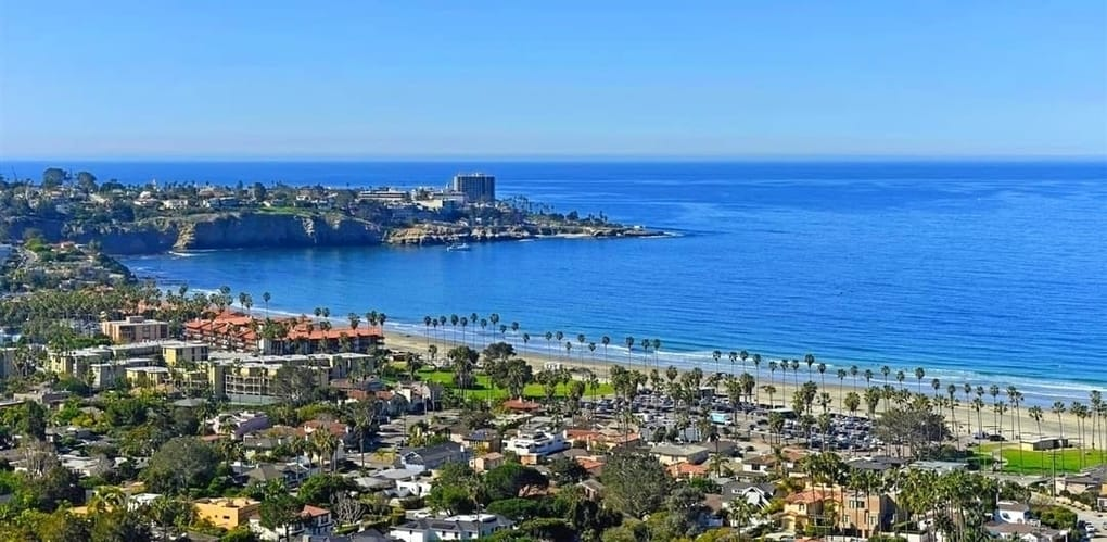 Coastal San Diego La Jolla