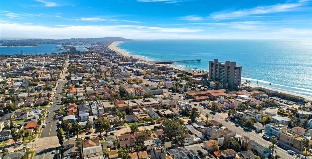 Coastal San Diego Pacific Beach