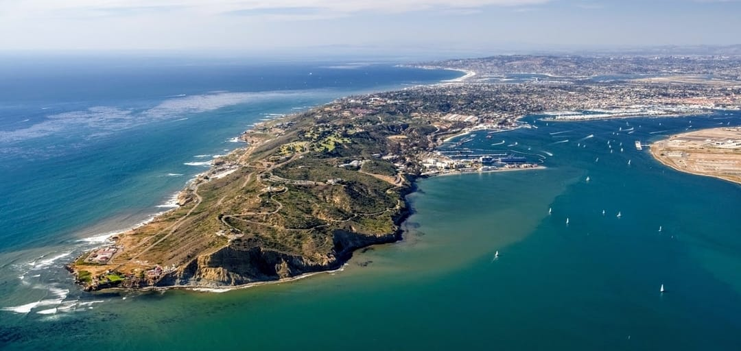 Coastal San Diego Point Loma