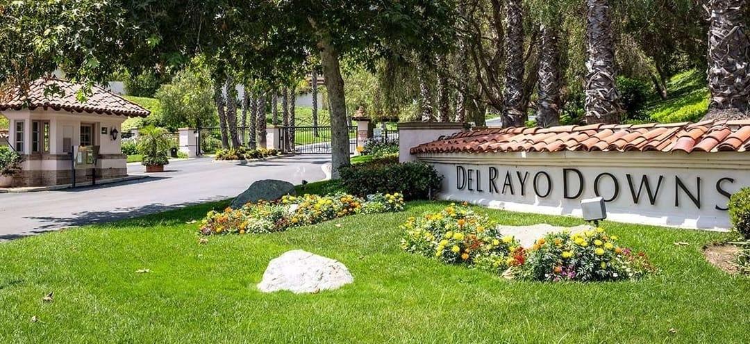 Rancho Santa Fe Homes For Sale Del Rayo Downs