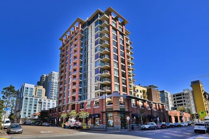 Diamond Terrace Condos For Sale In East Village San Diego
