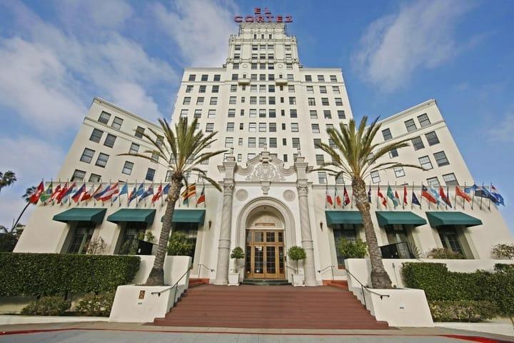 El Cortez Cortez Hill San Diego Condos For Sale