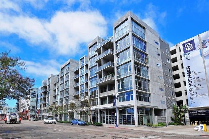 Fahrenheit Condos For Sale In East Village San Diego