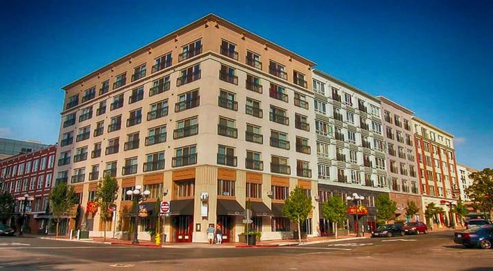 Gaslamp City Square Condos For Sale In Gaslamp Quarter