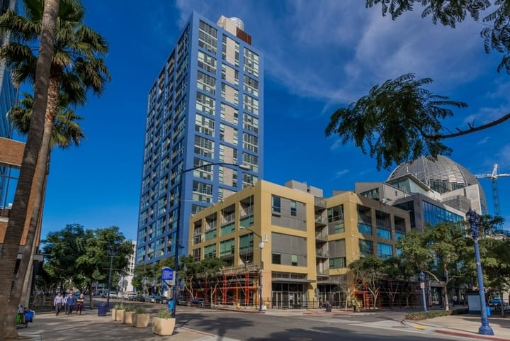 Icon Condos For Sale In East Village San Diego