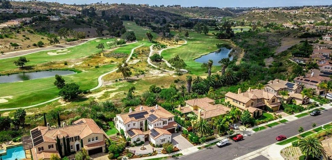 La Costa Homes For Sale Greens