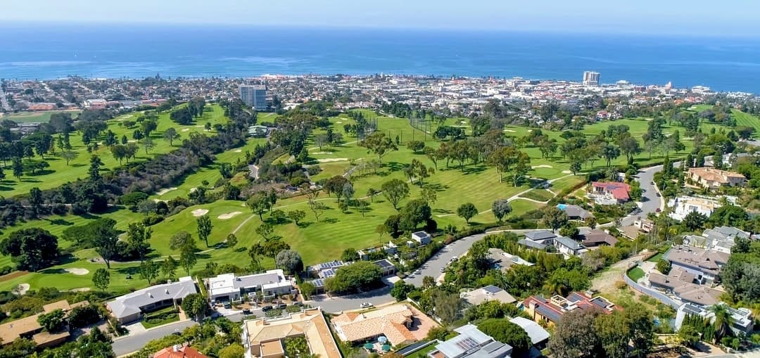 La Jolla Homes For Sale Country Club