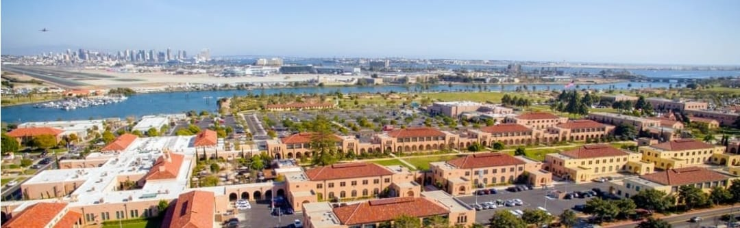 Point LOma Homes For Sale Liberty Station