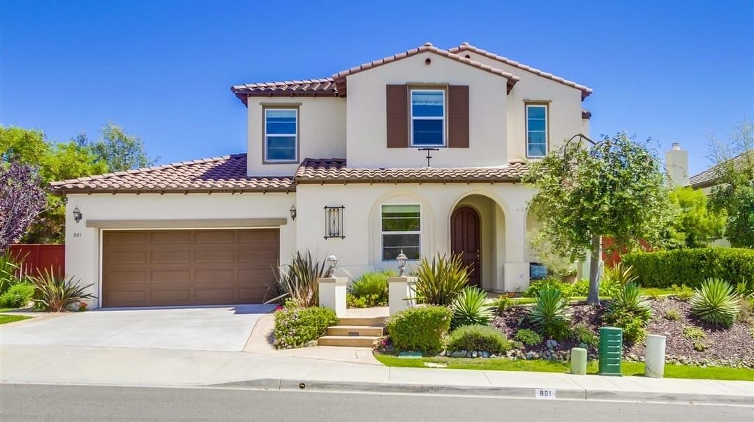 San Elijo Hills Homes For Sale Mariners Landing
