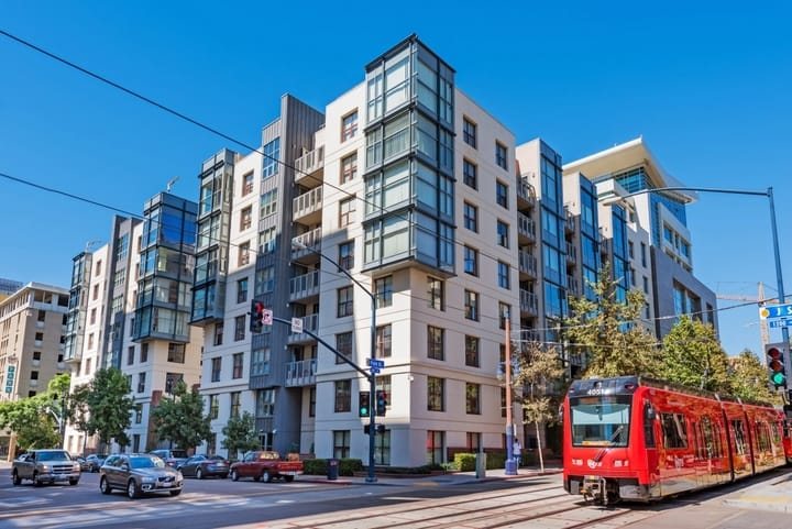 Metrome Condos For Sale In East Village San Diego