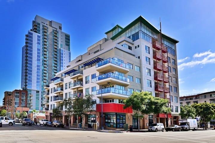 Nexus Condos For Sale In East Village San Diego