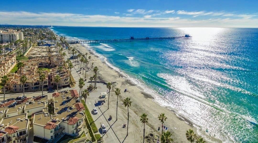 North County Coastal San Diego Oceanside