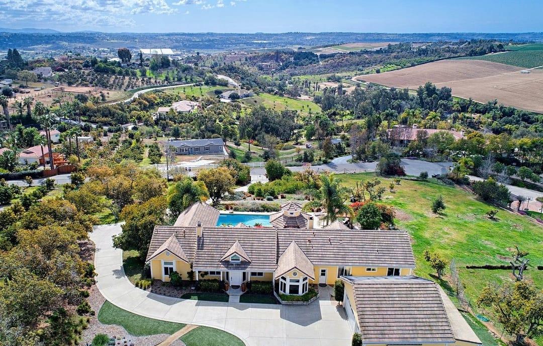 North County Inland San Diego Bonsall