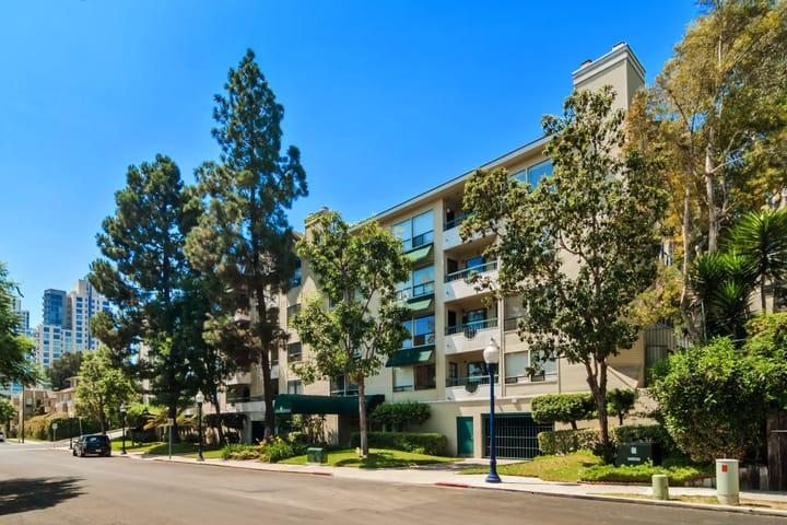 Park At 10th Avenue Cortez Hill San Diego Condos For Sale
