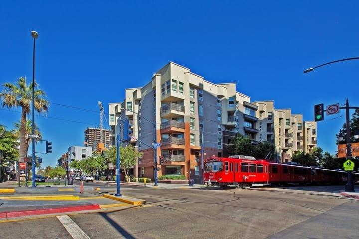 Park Blvd East