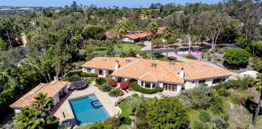 Rancho Santa Fe Homes For Sale Rancho Diegueno Estates