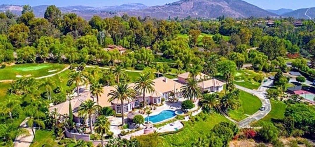 Rancho Santa Fe Homes For Sale Rancho La Cima