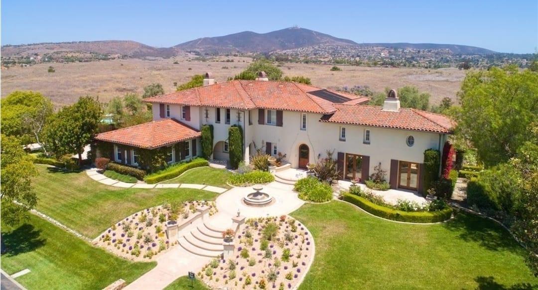 Rancho Santa Fe Homes For Sale Fairbanks Highlands