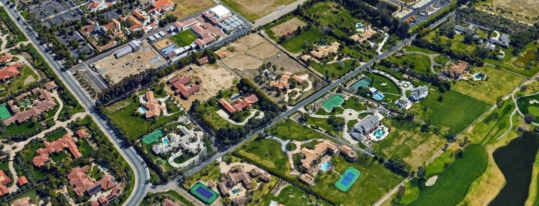 Rancho Santa Fe Homes For Sale Meadows