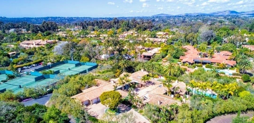 Rancho Santa Fe Homes For Sale Rancho Valencia