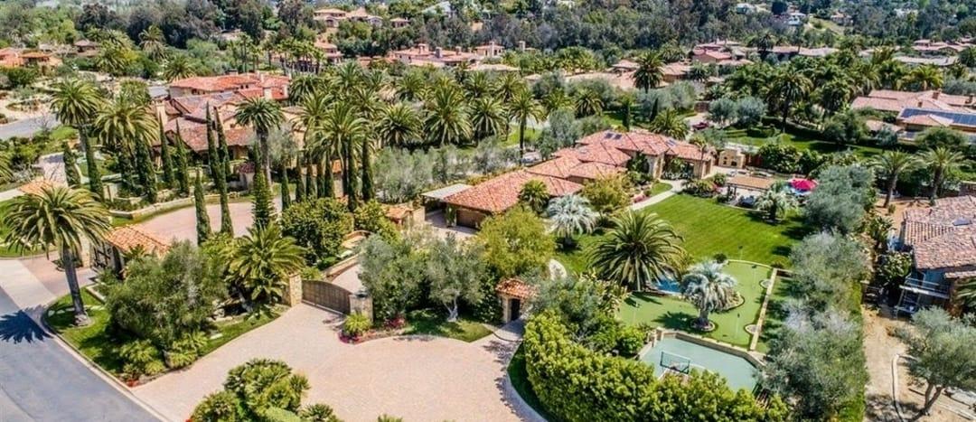 Rancho Santa Fe Homes For Sale River Estates