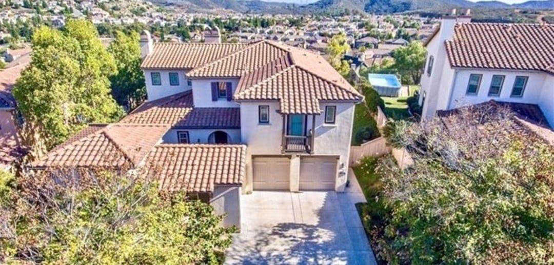 San Elijo Hills Homes For Sale Saverne