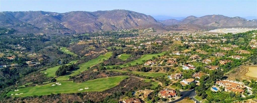 Rancho Santa Fe Homes For Sale The Crosby