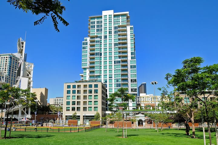 The Legend Condos For Sale In East Village San Diego