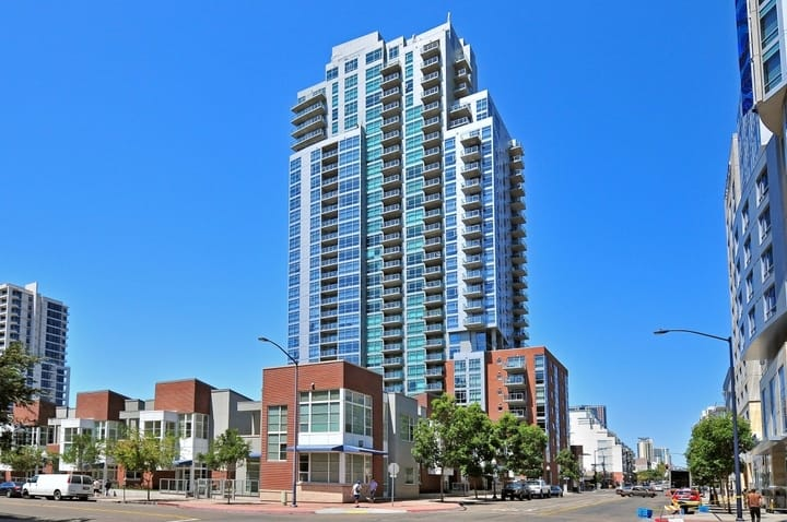 The Mark Condos For Sale In East Village San Diego